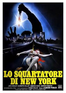 <i>The New York Ripper</i> 1982 film directed by Lucio Fulci