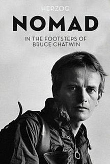 <i>Nomad: In the Footsteps of Bruce Chatwin</i> 2019 film