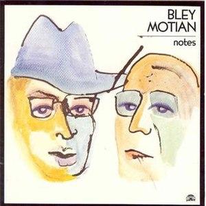 Notes (album) - Image: Notes (album)