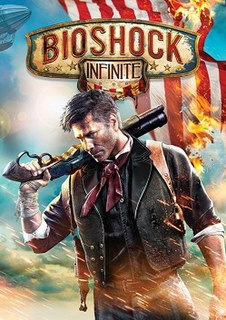 <i>BioShock Infinite</i> First-person shooter video game and the third installment in the BioShock series