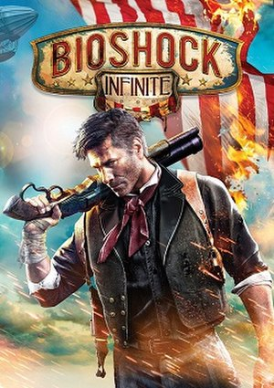 BioShock Infinite - Image: Official cover art for Bioshock Infinite