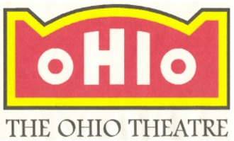 Ohio Theatre (Toledo, Ohio) - Image: Ohio Theatre Logo