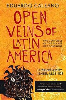 <i>Open Veins of Latin America</i> book