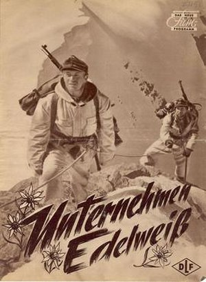 Operation Edelweiss (film) - Image: Operation Edelweiss (film)
