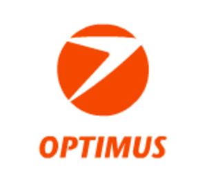 NOS Comunicações - Former Optimus logo, until 2008.