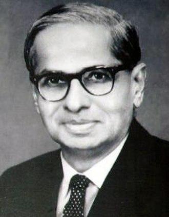 P. B. Gajendragadkar - Image: P.B.Gajendragadkar Pic