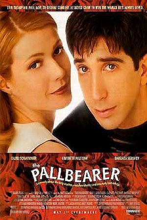 The Pallbearer - Theatrical release poster