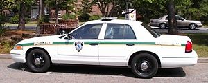 Summerville Police Department (South Carolina) - Patrol Car