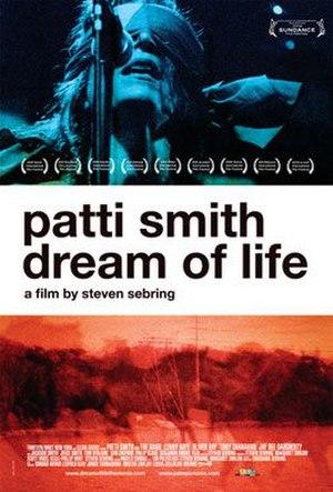 Patti Smith: Dream of Life - Image: Patti Smith Dream of Life