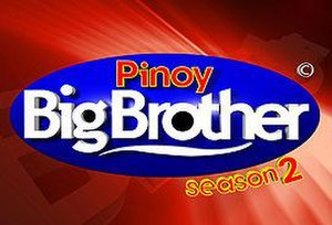Pinoy Big Brother (season 2) - Image: Pbbseason 2logoyayy!!