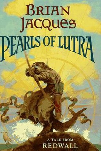 The Pearls of Lutra - US cover of Pearls of Lutra