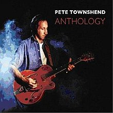 Pete Townsend - Anthology album cover.jpg