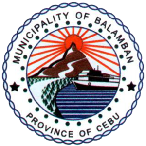 Balamban - Image: Ph seal Balamban logo