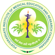Postgraduate Institute of Medical Education and Research Logo.png