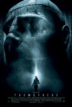 Prometheus (2012 film) - Theatrical release poster