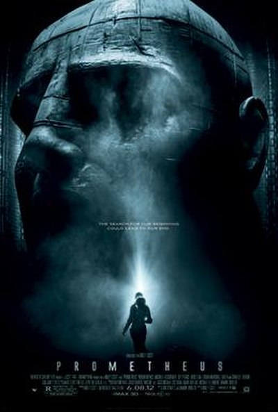 Picture of a movie: Prometheus