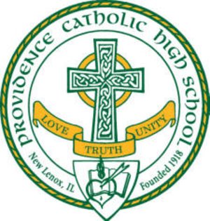 Providence Catholic High School - Image: Providence Catholiclogo