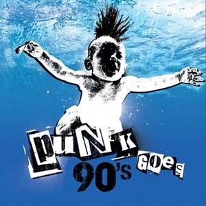 Punk Goes 90's - Image: Punk Goes 90s
