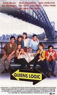 <i>Queens Logic</i> 1991 film by Steve Rash