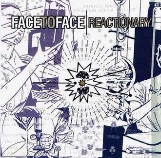 Reactionary (album) - Image: Reactionary