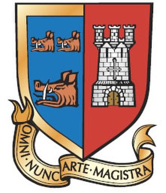 Robert Gordon's College - Image: Rgc logo