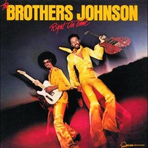 Right on Time (The Brothers Johnson album)