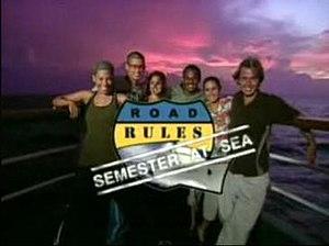 Road Rules: Semester at Sea - Image: Roadrulessemesterats ea