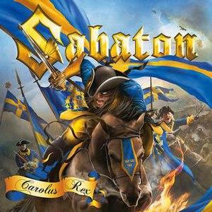 Carolus Rex (album) - Image: Sabaton Carolus Rex LTD