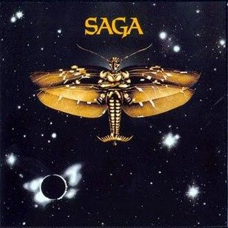Saga (album) - Image: Saga saga