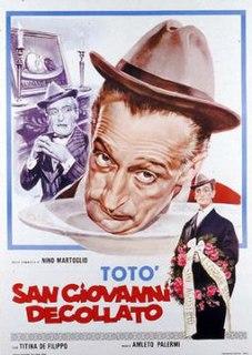<i>Saint John, the Beheaded</i> 1940 film by Amleto Palermi, Giorgio Bianchi