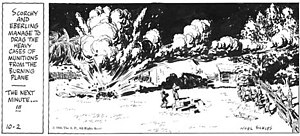 Noel Sickles - Noel Sickles' Scorchy Smith (October 2. 1936)