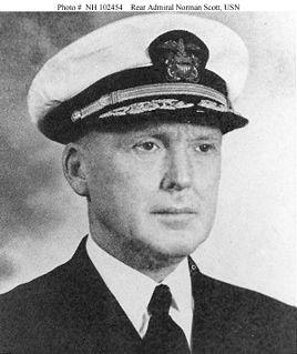 Norman Scott (admiral)
