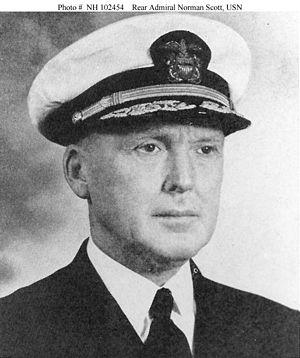 Norman Scott (admiral) - Image: Scott Admiral