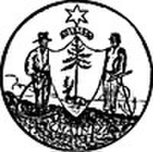 Albion, Maine - Image: Seal of Albion, Maine
