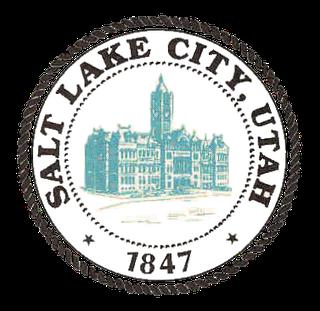 Official seal of Salt Lake City, Utah