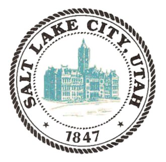 Seal of Salt Lake City - Salt Lake City Seal
