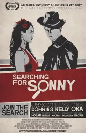 Searching for Sonny - Image: Searching for Sonny Film Poster