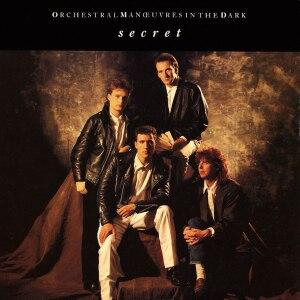 Secret (Orchestral Manoeuvres in the Dark song) - Image: Secret CD Single