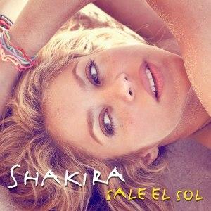 Sale el Sol - Image: Shakira Sale el Sol (album cover)