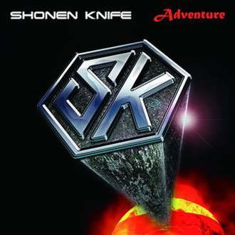 Adventure (Shonen Knife album) - Image: Shonen Knife Adventure