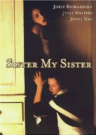Sister My Sister - DVD cover