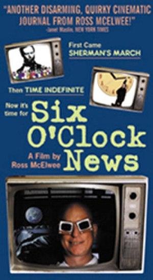 Six O'Clock News (film) - Six O'Clock News theatrical poster.