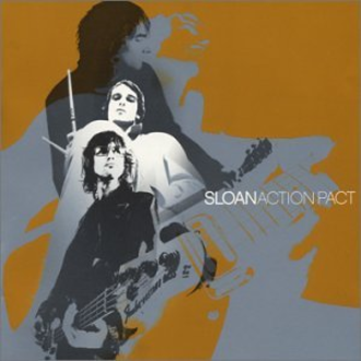 Action Pact (album) - Image: Sloan actionpact