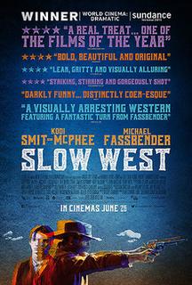 <i>Slow West</i> 2015 film by John Maclean