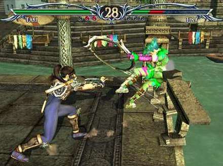 Taki (Soulcalibur) - WikiVisually