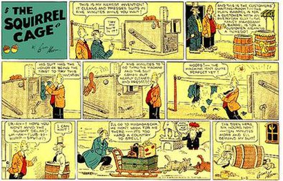 Comic Strip Wikipedia