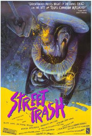 Street Trash - Theatrical poster