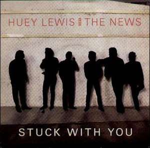 Stuck with You - Image: Stuck With You Single