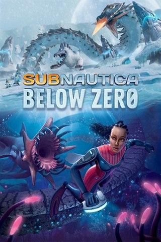 <i>Subnautica: Below Zero</i> Survival video game