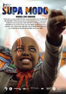 <i>Supa Modo</i> 2018 film by Likarion Wainaina